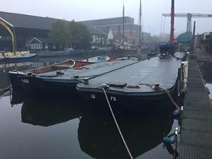 Dekschuiten Amsterdam