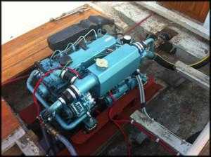 Inbouw diesel